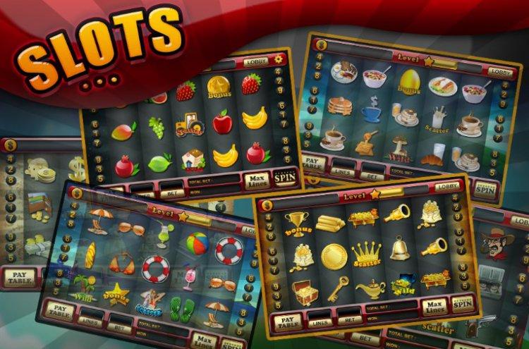 Игровые автоматы онлайн – зеркало для новых слотов 1
