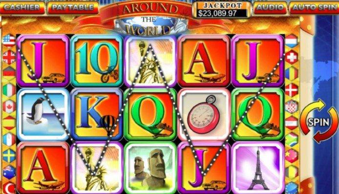 Выигрышные игровые автоматы онлайн в казино Вулкан 3
