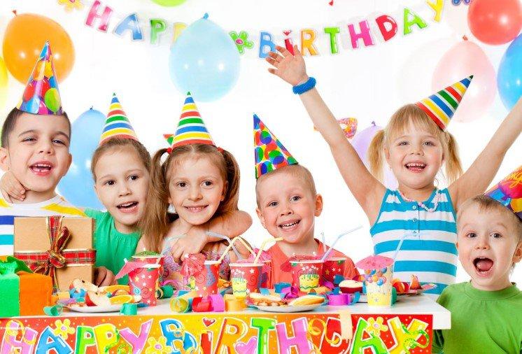 Детский День рождения 3