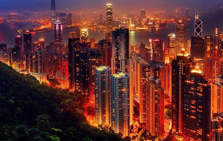 Южнокорейский бренд косметики Missha в Гонконге