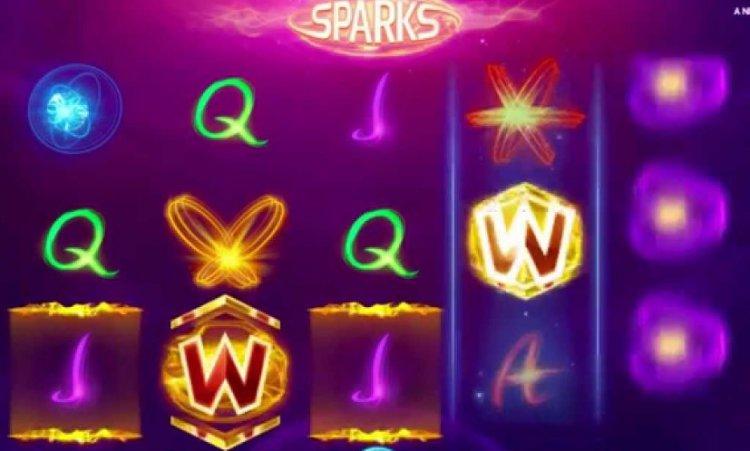Автоматы онлайн Sparks