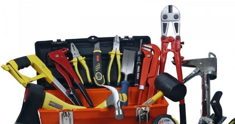 Виды ручных инструментов для вашего использования