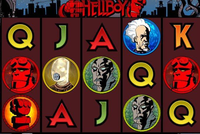 Игровой слот Hellboy