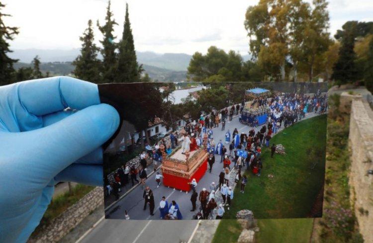 Безлюдный город Испании из-за коронавируса