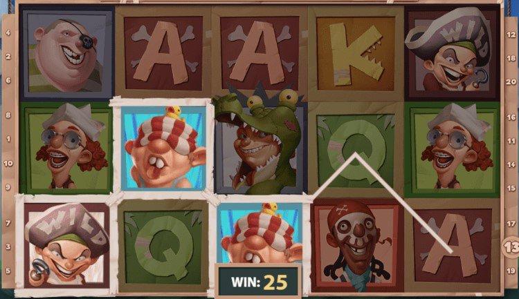 Игровой автомат Hook`s Heroes