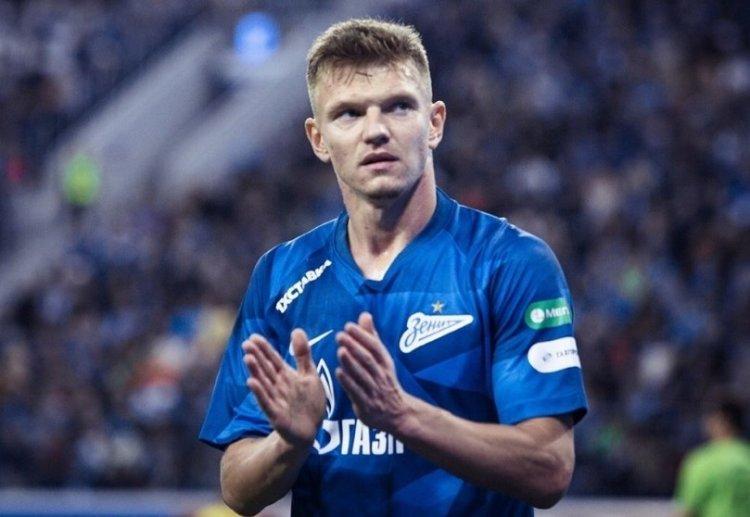 Олег Шатов покидает «Зенит»
