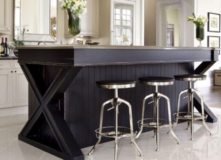 Выбор барных стульев для дома или кафе